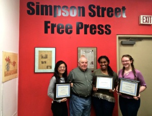 Newsletter  First Amendment Essays Ssfp Reporters Publish Series On The Importance Of The First Amendment